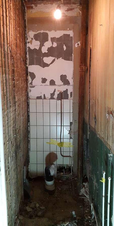 Vaak Toilet verbouwen in een kleine ruimte – Vitalie Interbouw RV87