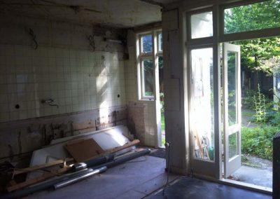 Archimedeslaan totale huis renovatieproject - Keuken - Voor foto