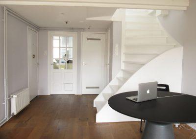 Spuistraat huis renovatie project - Na foto - 1