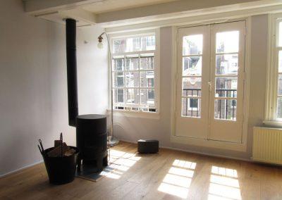 Spuistraat huis renovatie project - Na foto - 2