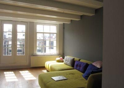 Spuistraat huis renovatie project - Na foto - 3