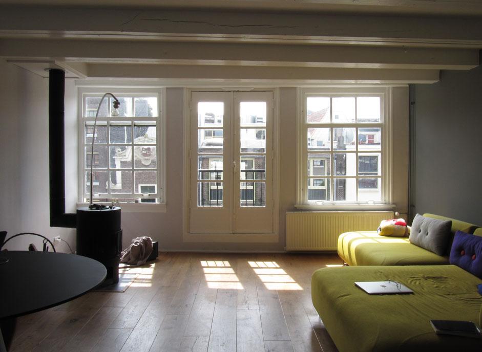 Spuistraat huis renovatie project - Na foto - 4
