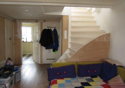 Spuistraat huis renovatie project - Voor foto - 1
