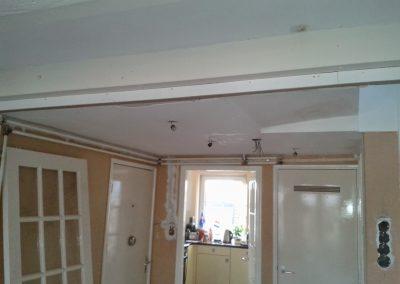 Spuistraat huis renovatie project - Voor foto - 6