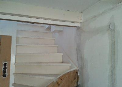 Spuistraat huis renovatie project - Voor foto - 7