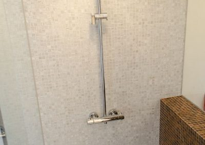 Ruysdaelkade badkamer inloopdouche renovatie project - Na foto - 4
