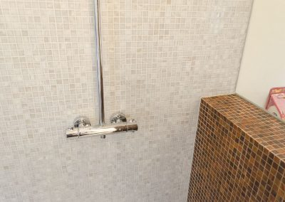 Ruysdaelkade badkamer inloopdouche renovatie project - Na foto - 5