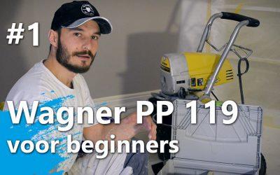 Wagner Project Pro 119 voor beginners – Alles wat je nodig hebt