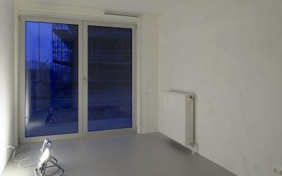 Betonvloer schilderen en spackwerk – C. van Eesterenlaan