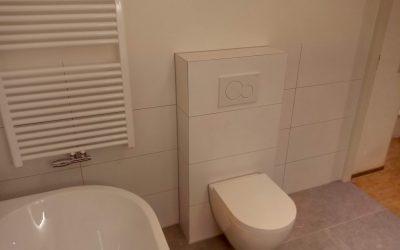 Toilet verbouwen in een kleine ruimte